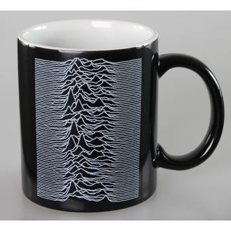 bögre joy Division - Unknown Pleasures - Black - ROCK OFF, ROCK OFF, Joy Division
