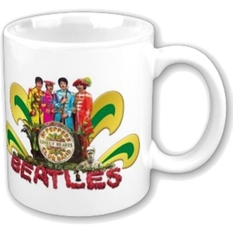 The Beatles bögre - Sgt Pepper Naked - ROCK OFF - BEATMUG17