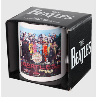 The Beatles bögre - Sgt Pepper - ROCK OFF, ROCK OFF, Beatles