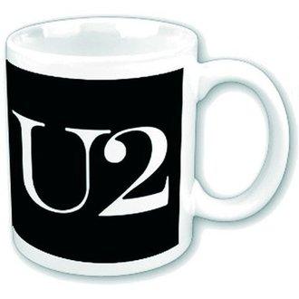 bögre U2 - Logo - ROCK OFF, ROCK OFF, U2