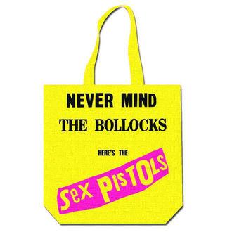 táska (kézitáska) Sex Pistols - Nevermind The Bllocks - ROCK OFF, ROCK OFF, Sex Pistols