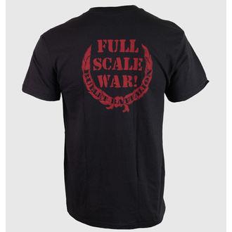 metál póló férfi Hail Of Bullets - Full Scale War - RELAPSE, RELAPSE, Hail Of Bullets