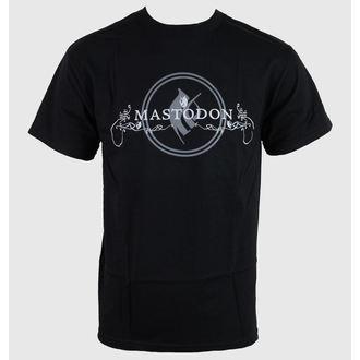 metál póló férfi Mastodon - Logo Remission - RELAPSE, RELAPSE, Mastodon