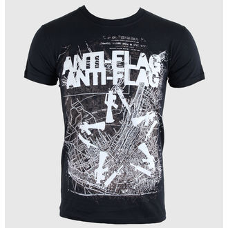 metál póló férfi Anti-Flag - - KINGS ROAD, KINGS ROAD, Anti-Flag