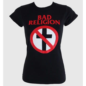 metál póló női Bad Religion - Cross Buster - KINGS ROAD, KINGS ROAD, Bad Religion