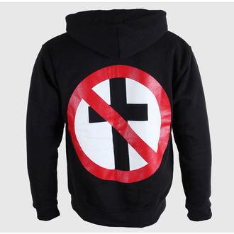 kapucnis pulóver férfi Bad Religion - Cross Buster - KINGS ROAD, KINGS ROAD, Bad Religion