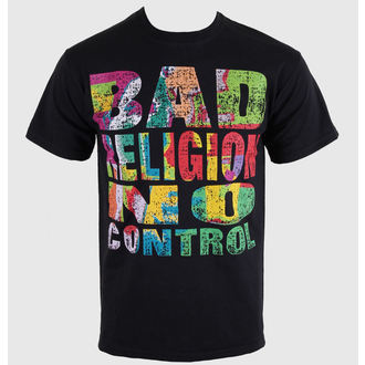 metál póló férfi Bad Religion - No Control - KINGS ROAD, KINGS ROAD, Bad Religion