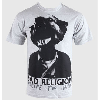 metál póló férfi Bad Religion - Recipe For Hate - KINGS ROAD, KINGS ROAD, Bad Religion