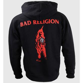 kapucnis pulóver férfi Bad Religion - Suffer - KINGS ROAD, KINGS ROAD, Bad Religion