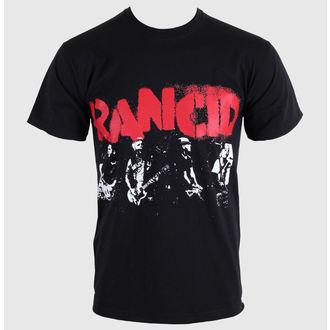 metál póló férfi unisex Rancid - Let The Dominoes - KINGS ROAD, KINGS ROAD, Rancid