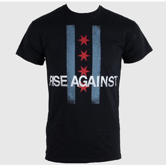 metál póló férfi unisex Rise Against - Flag - KINGS ROAD, KINGS ROAD, Rise Against