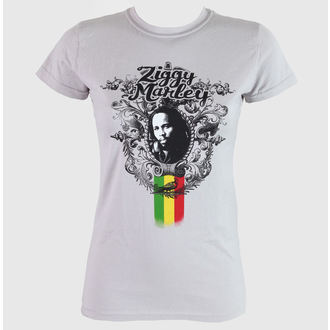 metál póló női unisex Ziggy Marley - Peaceful - KINGS ROAD, KINGS ROAD, Ziggy Marley