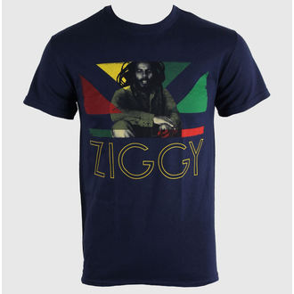 metál póló férfi unisex Ziggy Marley - Blue Navy - KINGS ROAD, KINGS ROAD, Ziggy Marley