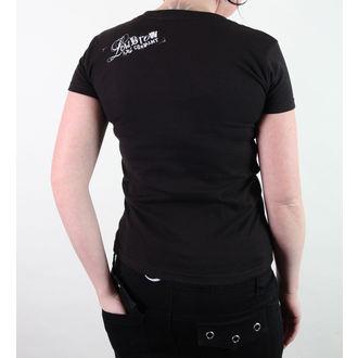 hardcore póló női unisex - Josh Stebbins - BLACK MARKET, BLACK MARKET