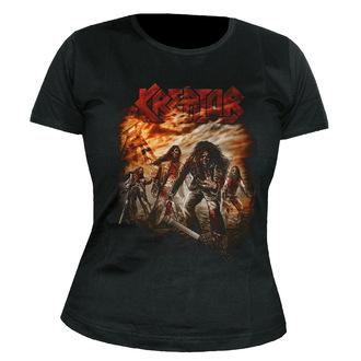 metál póló női unisex Kreator - Dying Alive - NUCLEAR BLAST, NUCLEAR BLAST, Kreator