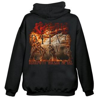 kapucnis pulóver férfi Kreator - Dying Alive - NUCLEAR BLAST, NUCLEAR BLAST, Kreator