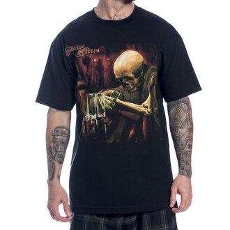 hardcore póló férfi unisex - Torres - SULLEN - SCM0156_BK