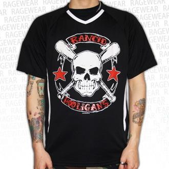 metál póló férfi unisex Rancid - Hooligans Big Skull - RAGEWEAR, RAGEWEAR, Rancid