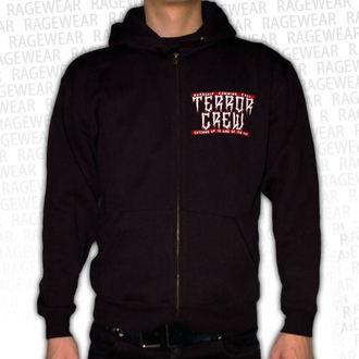 kapucnis pulóver férfi Terror - Hardship - RAGEWEAR