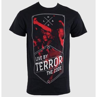 metál póló férfi unisex Terror - Hexagon - RAGEWEAR, RAGEWEAR, Terror