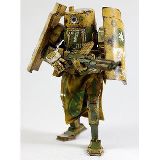 bábu World War Robot