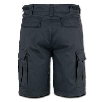 rövidnadrág férfi Brandit - Combat Shorts Black, BRANDIT