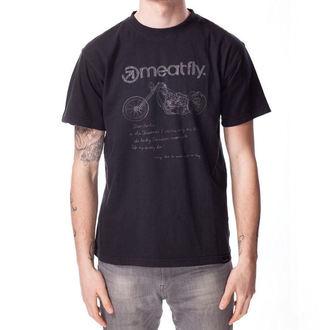 utcai póló férfi unisex - WISHLIST B - MEATFLY, MEATFLY