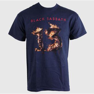 metál póló férfi unisex Black Sabbath - 13 New Album - BRAVADO EU, BRAVADO EU, Black Sabbath