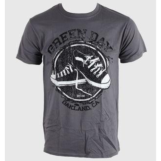 metál póló férfi unisex Green Day - Converse - BRAVADO EU, BRAVADO EU, Green Day