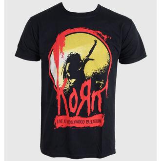 metál póló férfi unisex Korn - Stage - BRAVADO EU, BRAVADO EU, Korn