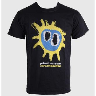 metál póló férfi unisex Primal Scream - Yellow - BRAVADO EU, BRAVADO EU