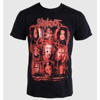 metál póló férfi unisex Slipknot - Rusty Face - BRAVADO EU, BRAVADO EU, Slipknot