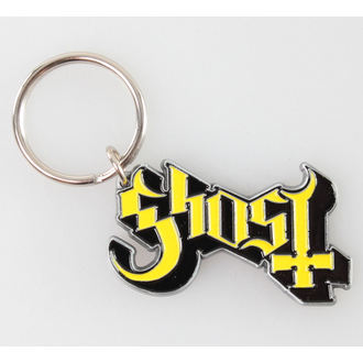 kulcstartó (kulcstartó) Ghost - Logo - RAZAMATAZ, RAZAMATAZ, Ghost