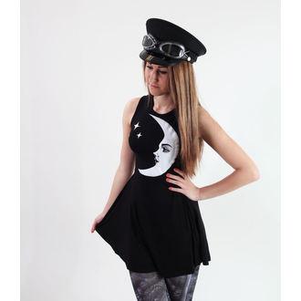 KILLSTAR női ruha - Moonchild - Black, KILLSTAR