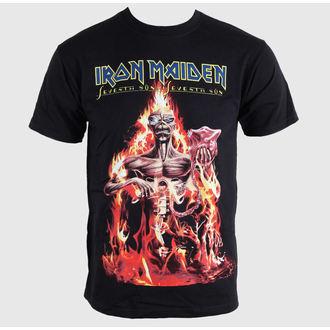 metál póló férfi Iron Maiden - CM EXL Seventh Son - BRAVADO EU, BRAVADO EU, Iron Maiden
