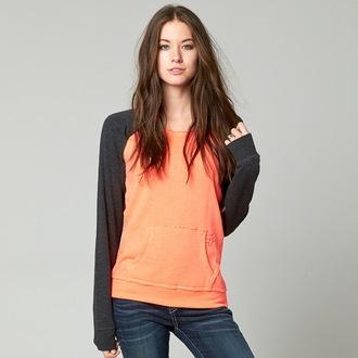 pulóver (kapucni nélkül) női - Whiplash Po - FOX, FOX