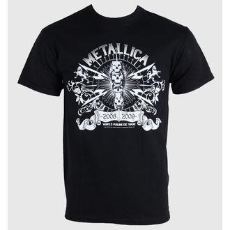 metál póló férfi gyermek Metallica - World Tour - LIVE NATION - META527, LIVE NATION, Metallica