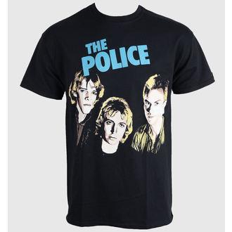 metál póló férfi gyermek Police - Outlandos D'amour - PLASTIC HEAD, PLASTIC HEAD, Police