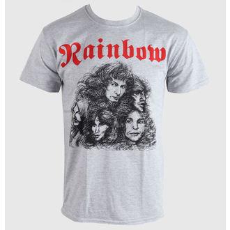 metál póló férfi gyermek Rainbow - Long Live Rock&Roll - PLASTIC HEAD, PLASTIC HEAD, Rainbow