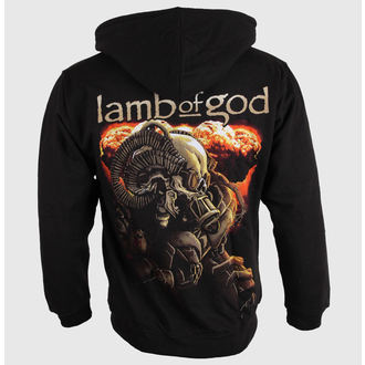kapucnis pulóver férfi Lamb of God - Anime - PLASTIC HEAD, PLASTIC HEAD, Lamb of God