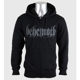 kapucnis pulóver férfi Behemoth - Logo II - PLASTIC HEAD