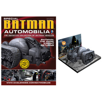 dekoráció , autó Batman - The Dark Knight - Special Tank, NNM