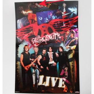 kép 3D Aerosmith - Pyramid Posters - PPLA70121, PYRAMID POSTERS, Aerosmith