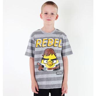 filmes póló férfi gyermek Angry Birds - Angry Birds / Star Wars - TV MANIA, TV MANIA
