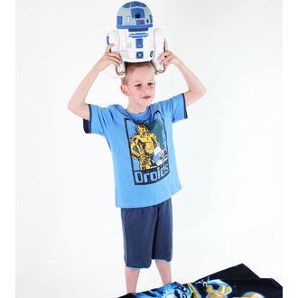 filmes póló férfi gyermek Star Wars - Star Wars Clone - TV MANIA - Blue, TV MANIA
