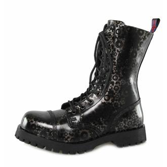 cipő NEVERMIND - 10 lyukú - Roldan Grey, NEVERMIND