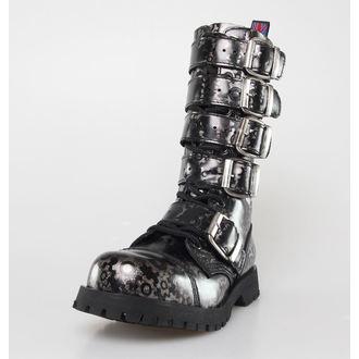 cipő NEVERMIND - 14 lyukú - Roldan Grey, NEVERMIND