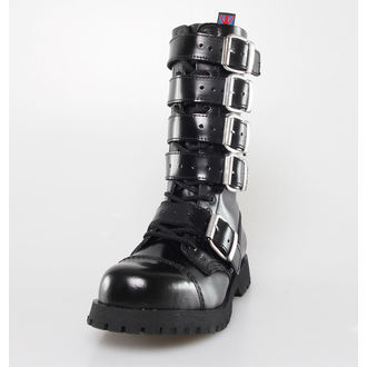 cipő NEVERMIND - 14 lyukú - Polido Black, NEVERMIND