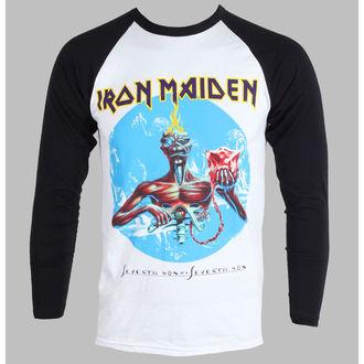 metál póló férfi gyermek Iron Maiden - Seventh Son - ROCK OFF, ROCK OFF, Iron Maiden