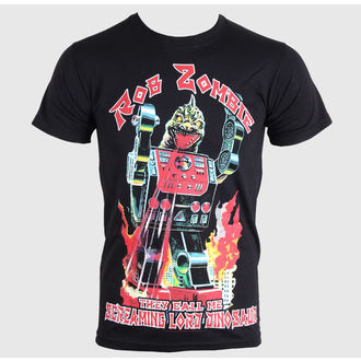 metál póló férfi gyermek Rob Zombie - Lord Dinosaur - ROCK OFF, ROCK OFF, Rob Zombie